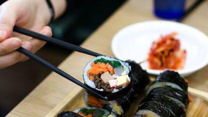 In Milanees sushirestaurant betaal je met een post op Instagram