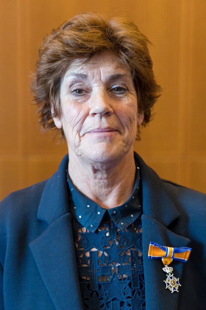 Wilma Gabriëls-van der Leest.