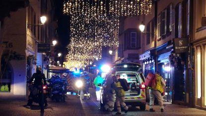 "LIVE. Schietpartij Straatsburg: ""Vier doden en verschillende gewonden, gewonde dader op de vlucht"""