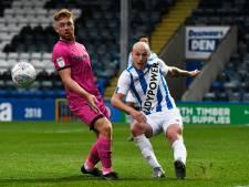 Huddersfield krijgt boete voor ludiek protest tegen shirtsponsoring