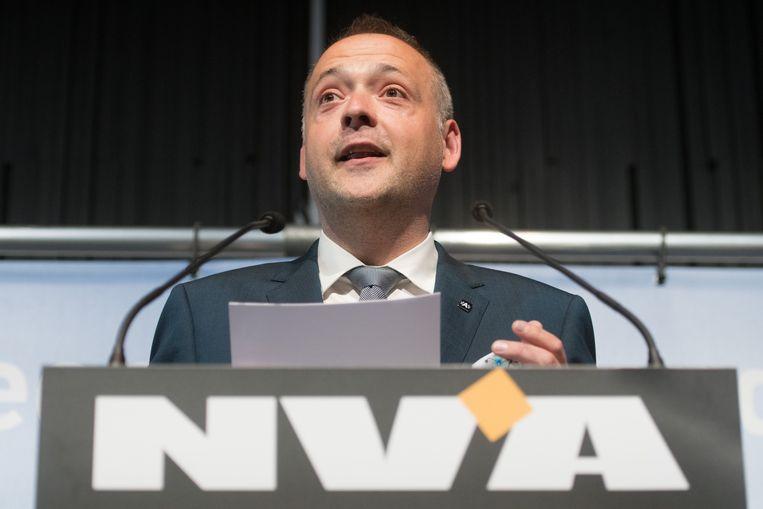 Antwerps OCMW-voorzitter en schepen van Wonen Fons Duchateau.