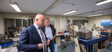 Minister krijgt stoomcursus drugscriminaliteit in Eindhoven