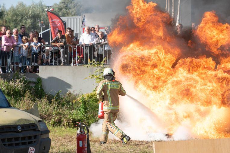 brandweer zottegem