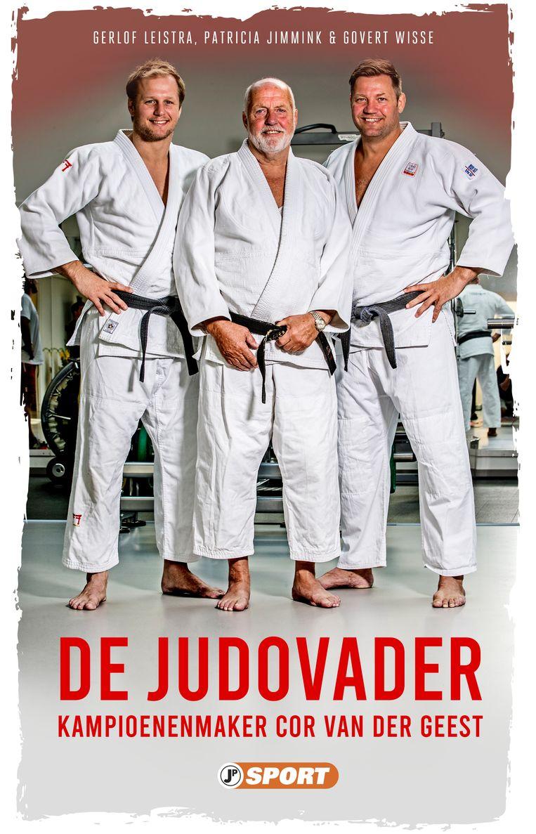 De Judovader door Patricia Jimmink, Govert Wisse en Gerlof Leistra. Beeld ADR