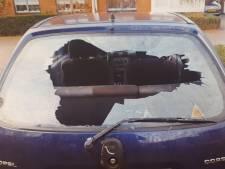 Beschonken autovandaal kotst politieauto onder bij aanhouding
