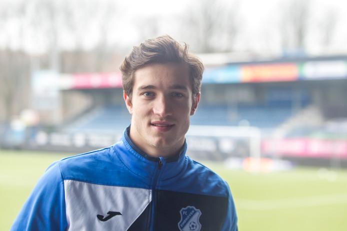 Hervé Matthys ontbreekt in de derby tegen Helmond Sport