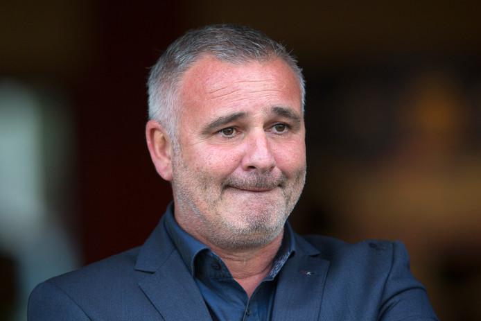 Robby Alflen wordt de nieuwe trainer van Helmond Sport.
