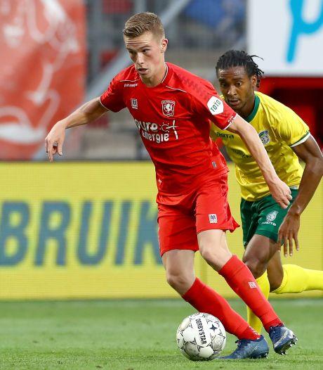 FC Twente biedt jongelingen Rots en Bruns contract aan