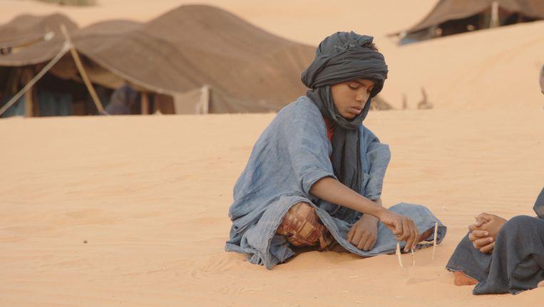 Scène uit Timbuktu. Beeld .