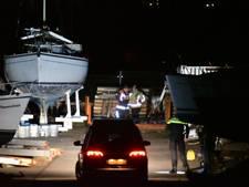 Jerrycans met drugsafval aangetroffen bij jachtwerf in Leimuiden