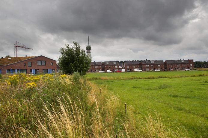Nieuwbouwwijk Luchen in Mierlo.
