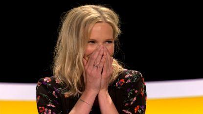 Zo hakt VTM-gezicht Julie Colpaert de tegenstand vakkundig in de pan