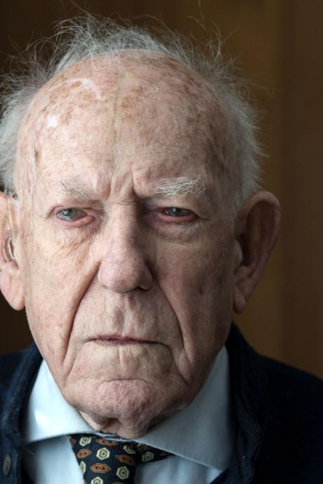 Voormalig bevrijder Henry Porter (94) woont nog steeds in Twente: 'Mijn leven is in Nederland pas begonnen'