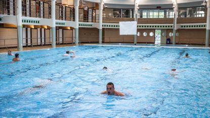 Zwembad Van Eyck vanaf januari weer open op zondag