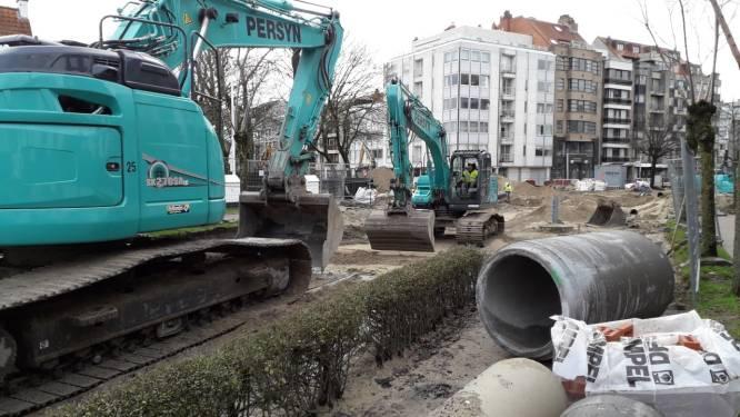 Transformatie Burgemeester Frans Desmidtplein volop bezig