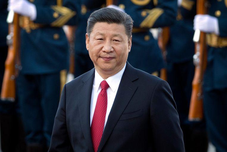 Xi Jinping Beeld AP
