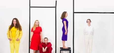 Jongeren van Tilburgse theatergroep maken voorstelling over De Stijl