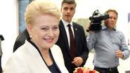 """Presidente Litouwen herkozen"""