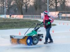 Yersekenaar Van Damme (16) schaatst tussen profs op natuurijs Haaksbergen
