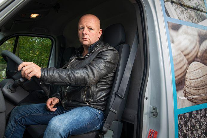 Mike van der Vlis was getuige van het ongeluk op de A2  bij Breukelen, waarbij drie mensen om het leven kwamen.