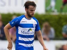 HHC Hardenberg hengelt naar PEC Zwolle-verdediger Bruintjes