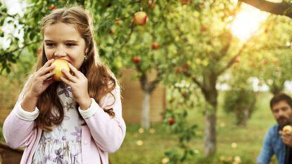 Appels van eigen oogst