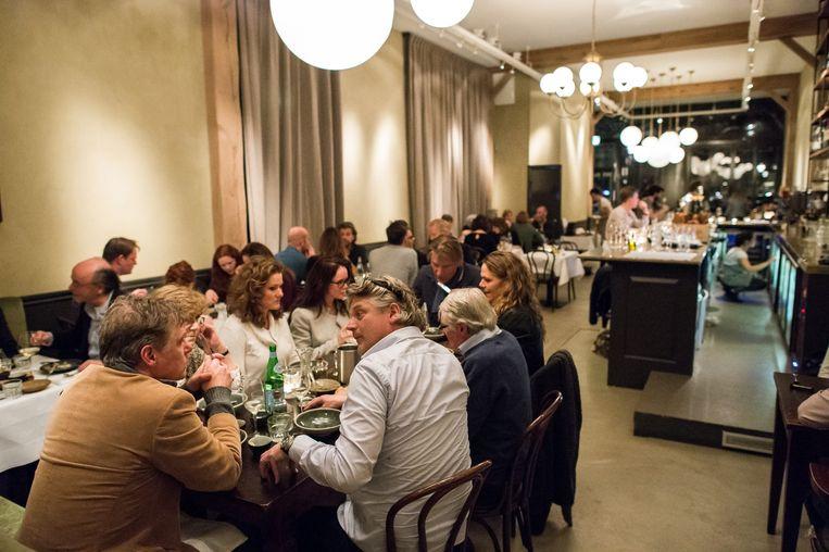 Het is bij Breda allemaal spannend, perfect gegaard en uitstekend van smaak. Beeld Mats van Soolingen