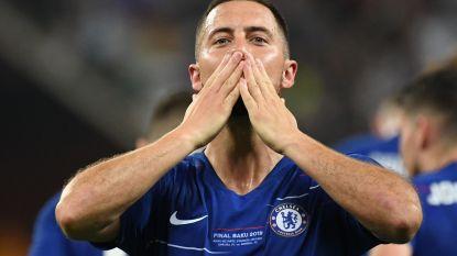 Eden Hazard neemt met emotionele brief afscheid van Chelsea-fans