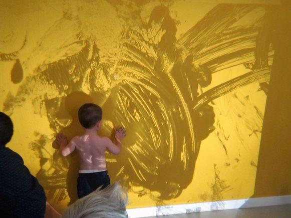 PIEP prikkelt kinderdagverblijven met cultuur. Foto rv