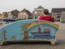 Gemeente geeft geld voor social sofa in Goes-Oost