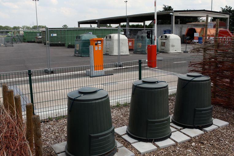 Het recyclagepark van Evergem blijft woensdag dicht.