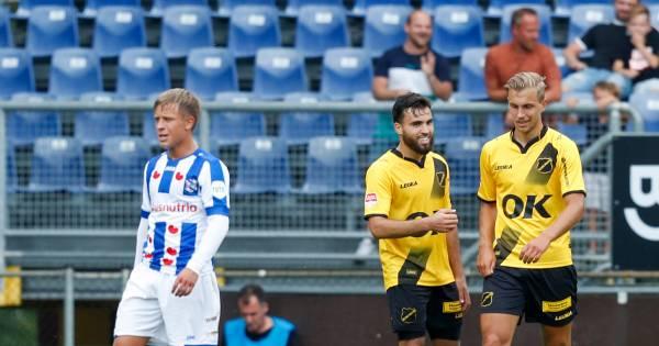 LIVE   NAC en Heerenveen in evenwicht, Riera en Bohui vallen in - BN DeStem