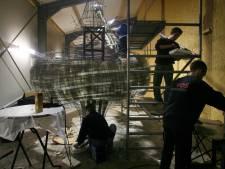 Cursus carnavalswagens bouwen op basisschool Handel