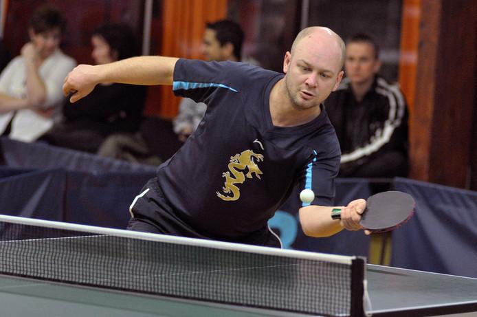 Martin Groenewold won in Gouda het WK kwalificatietoernooi.