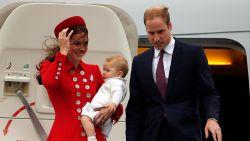 Schril contrast met Harry en Meghan: prins William en Kate Middleton vliegen met lagekostenmaatschappij