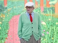Expo over invloed Van Gogh op Hockney