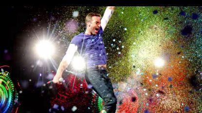 20-jarige carrière op camera: Coldplay-docu draait alleen vandaag in de bioscoop