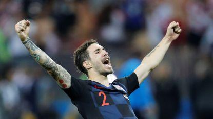 TT (1/8). Inter huurt Kroatische international - Cercle heeft Habibou op proef - Bayern ziet af van komst WK-sensatie