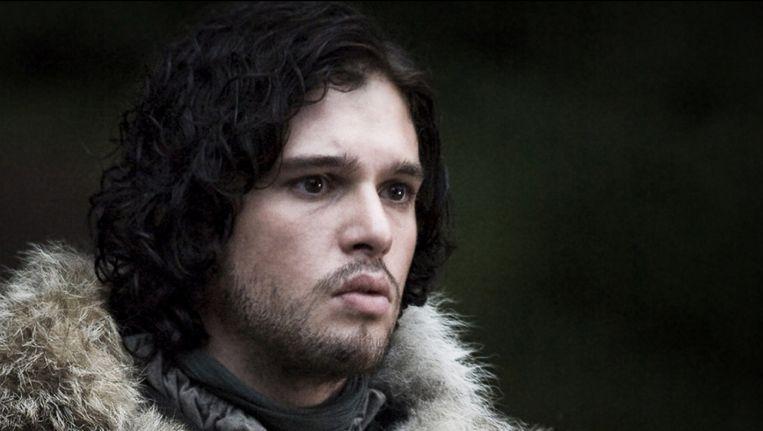 Jon Snow (Kit Harington) Beeld Screenshot