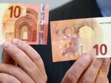 Le nouveau billet de 10 euros devrait poser moins de soucis techniques