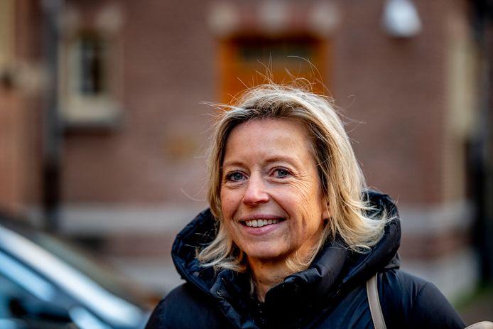 Minister Kajsa Ollongren (Binnenlandse Zaken en Koninkrijksrelaties, D66)