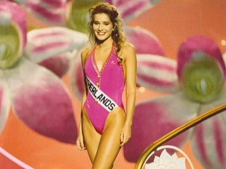 Vivian Jansen, Miss Universe Nederland 1992 was meer model dan miss
