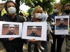 KOZP gaat demonstreren in Rotterdam 'tegen politiegeweld in de VS en de EU'