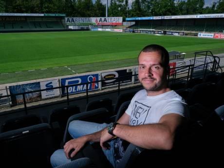 Voetballen bij FC Dordrecht, óók als je een arm of been mist