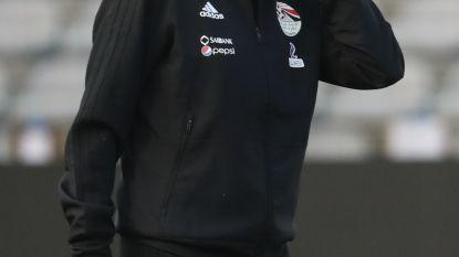 """Optimistisch over WK-kansen Salah"""