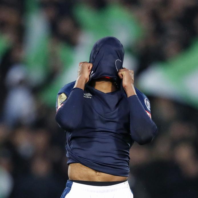 PSV moest het in de Kuip afleggen tegen Feyenoord.