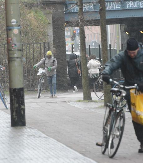Voor wie niet wil worden weggeblazen: vermijd het Rijswijkseplein