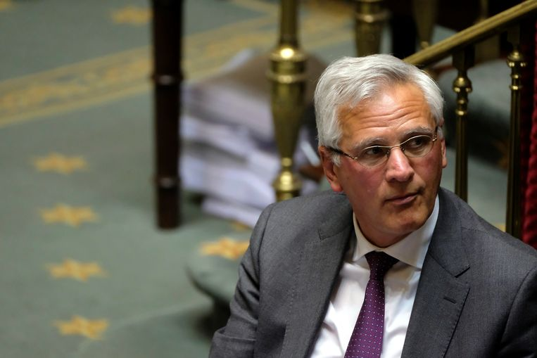 Minister van Werk Kris Peeters.