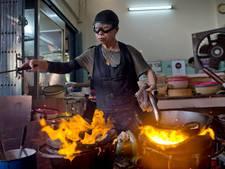 Thaise straatkok (72) baalt van Michelinster