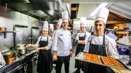 Allerbeste jonge chefs oefenen in Spermalie